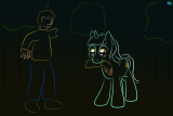 Don't feed the ponies - thumbnail