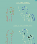 Meeting Pun pony - thumbnail