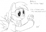 Fortune muffin - thumbnail
