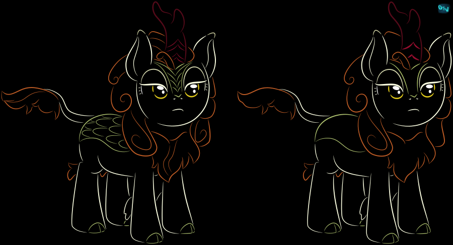 Autumn Blaze (tryout)