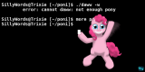 Pinkie Pie knows how to bash - thumbnail
